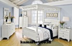 Kamar Set Kanopi Cat Duco